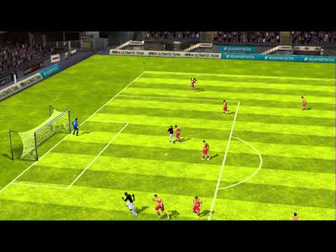 FIFA 14 iPhone/iPad - XIXIXI vs. FC Barcelona B