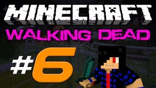Minecraft: The Walking Dead Survival! Episode 6 - Crowded Base