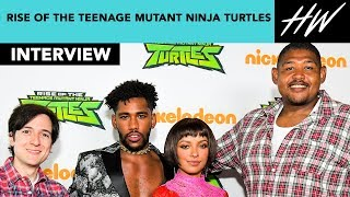 "Kat Graham Is Obsessed With Her Characters Sassy Attitude On ""Rise of the TMNT""  