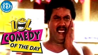Comedy of the day 64 || Sunil Comedy Scene From Varsham Movie || Trisha, Prabhas - IDREAMMOVIES