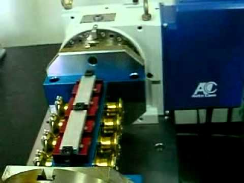 AutoCam  4-Axis CNC Rotary Table