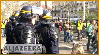 🇫🇷 France: Security in Paris tightened amid fears of further rioting | Al Jazeera English - ALJAZEERAENGLISH