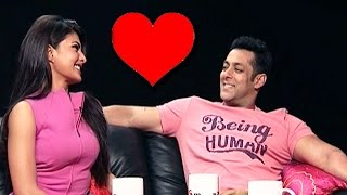 KICK Movie - Salman Khan believes Jacqueline Fernandez should be with a guy like him!