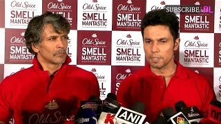 Mantastic Men Of Bollywood : Randeep Hooda & Milind Soman - THECINECURRY