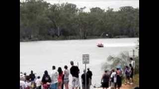 SPORTSPAGE RACING 2010 ROBINVALE 80 WATER SKI RACE