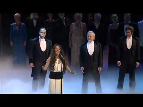 Phantom of the Opera 25th Anniversary - 5 Phantoms