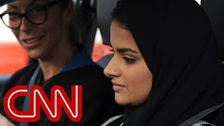 The long road to drive for Saudi women - CNN