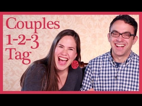 ♥‿♥  Couples 1-2-3 Tag!  ♥‿♥