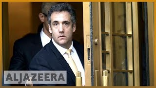 🇺🇸Cohen acted on Trump's direction, says court filing in Russia meddling case l Al Jazeera English - ALJAZEERAENGLISH