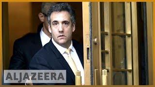 🇺🇸Cohen acted on Trump's direction, says court filing in Russia meddling case l Al Jazeera English - ALJAZEERAENGLISH