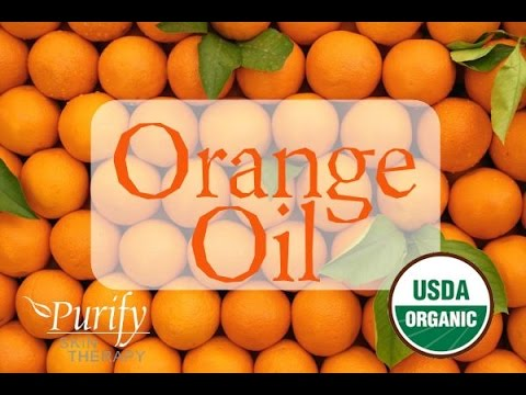 Orange Essential Oil ~ All You Ever Need To Know