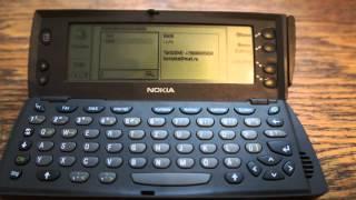 Nokia 9110 Communicator - опережая время
