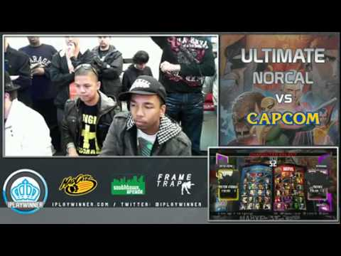 UMVC3 - Ultimate Norcal vs Capcom - PT3