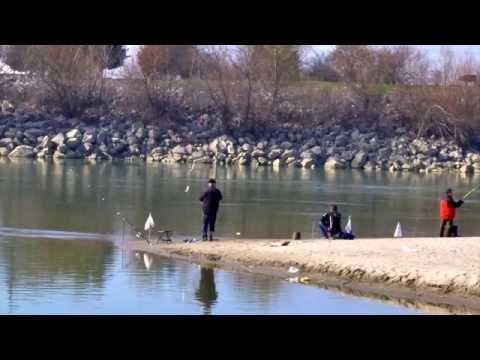 рыбалка на озере славянск на кубани