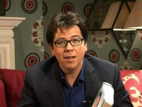 Michael McIntyre on Life and Laughing