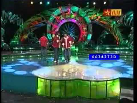 Boys VS Girls - Michael, Guna, Shiva, Rinson and George performance