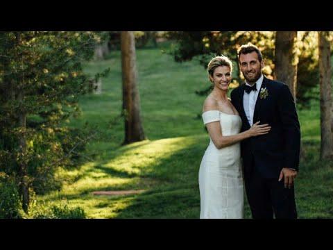 Derek alberts wedding