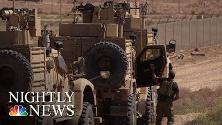 U.S. Troops Who Came Under Fire From Russian Mercenaries Prepare For More Attacks | NBC Nightly News - NBCNEWS
