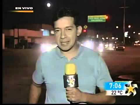 Reportero de Multimedios se equivoca y dice groseria en lugar del nombre de una calle