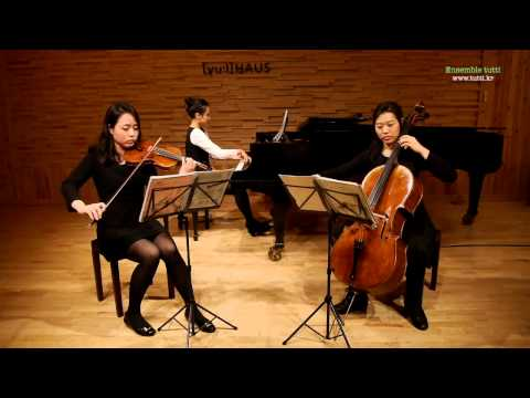 [결혼식/이벤트 연주] Charles Haydn Arnold - Heart Throbs