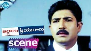 Illalu Priyuralu Movie Scenes - Divya Unni's Father Warns Venu Family || Venu - IDREAMMOVIES