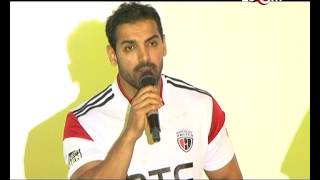 John Abraham talks about his Football team! | Bollywood News