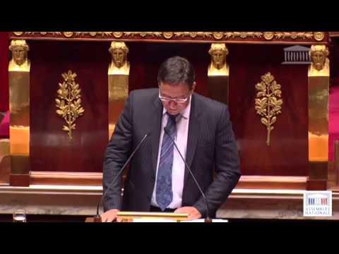 Débat sur la politique maritime de la France : Intervention du député Philippe Gomès pour valori