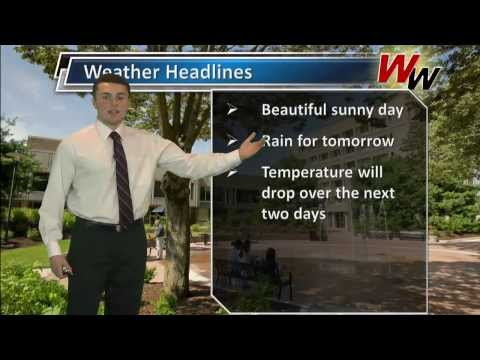 Tuesday, March 11th, 2014 Afternoon Forecast
