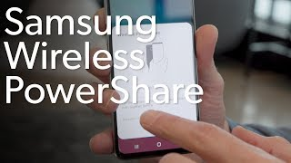 Samsung Galaxy S10: How to use Wireless PowerShare - PCWORLDVIDEOS