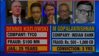 Loot billions, destroy lives; they're not just '420' chors, let's jail them for life — Nation at 9 - NEWSXLIVE
