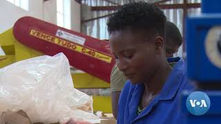 Drought-Tolerant Maize to Help Zimbabwe Weather Climate Change - VOAVIDEO