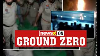 Amritsar Train Accident | Joda Phatak accident site (7:29am) - NEWSXLIVE