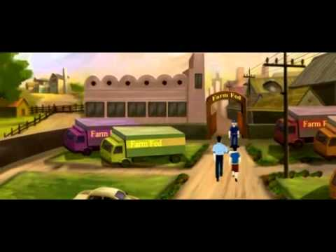 The Green Chic-Animation Movie-Part-1-by Sharad Jain