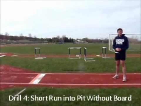 Triple Jump Drills for Beginners