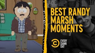 Geeking Out Over South Park's Most Dysfunctional Dad, Randy Marsh - COMEDYCENTRAL