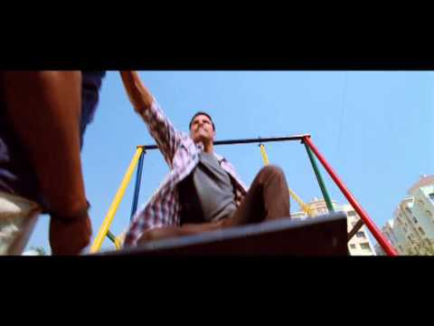 The Danger Man: Vikram Singh Rathore (Akshay Kumar)
