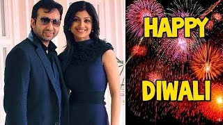 Shilpa Shetty Kundra's star studded Diwali Bash! - EXCLUSIVE