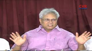 Undavalli Arun Kumar Fires on AP Planning Commission Vice President Kutumba Rao | CVR News - CVRNEWSOFFICIAL