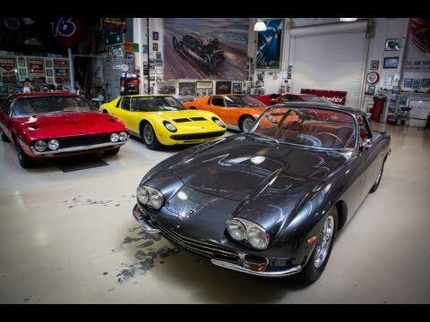 Autoperiskop.cz  – Výjimečný pohled na auta - Garáž Jaye Lena – Lamborghini 350 GT z roku 1965