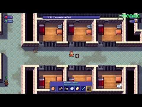 The Escapists - Guía 01 Center Perks