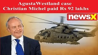 AgustaWestland case: Christian Michel paid Rs 92 lakhs for Air Force officials' travel, says CBI - NEWSXLIVE