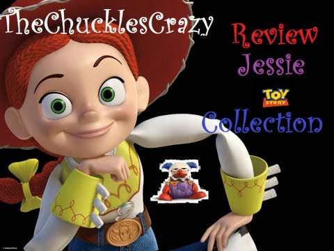 Toy Story - Review de Jessie
