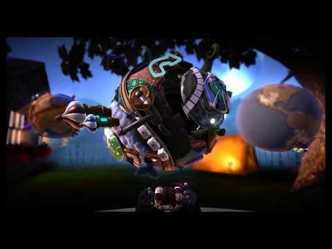 LittleBigPlanet 3 PS4 Gameplay Walkthrough (HD) 1080p