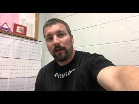 Interview with Coach Matt | Being a coach and starting a gym | Joe Higgins EG High School