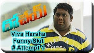 Dohchay Movie | Attempt 1 | Viva Harsha Funny Skit | Naga Chaitanya | Kriti Sanon - SRIBALAJIMOVIES