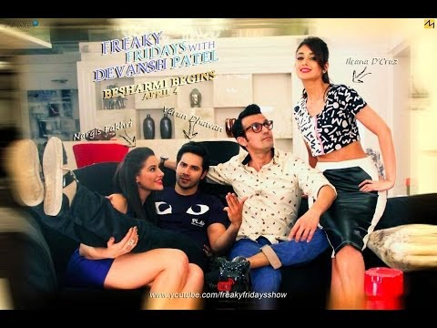 Main Tera Hero Exclusive Interview with Varun Dhawan, Nargis Fakhri & Ileana | Full Show | Ep 9