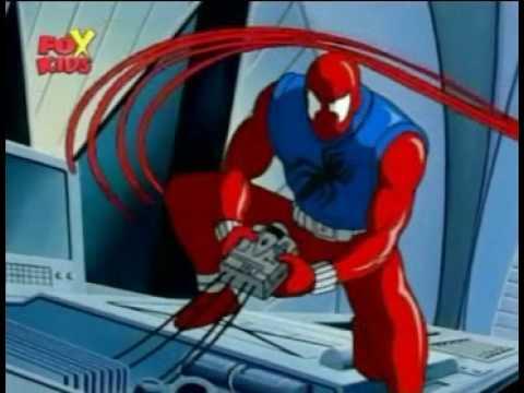 """Spiderman Odcinek 65 (OSTATNI) """"Żegnaj Spider-Manie"""" (1/2)"""