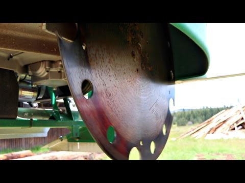We Mounted A 360 Cam On A Sawmill - GUESS WHAT HAPPENED??