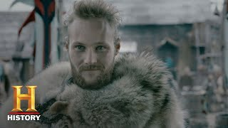 Vikings: Season 5 Character Catch-Up - Ubbe (Jordan Patrick Smith) | History - HISTORYCHANNEL