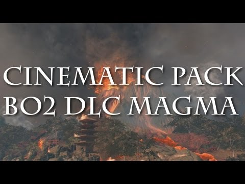 BO2 DLC - Magma Cinematic pack #42 HD